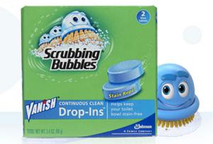 scrubbing-
